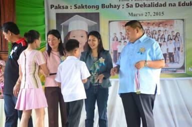 sabang elementary school graduation 2015 ibaan batangas mayor danny toreja 58