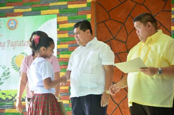 tulay calamias elementary school graduation 2015 mayor danny toreja ibaan batangas 118