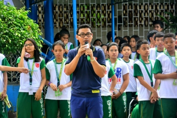 ibaan batangas saint james academy the big one earthquake drill mayor danny toreja iba ang ibaan 36